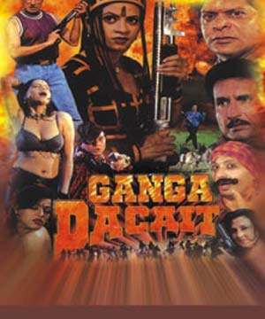 Ganga Dacait 2000 Hindi Movie Watch Online