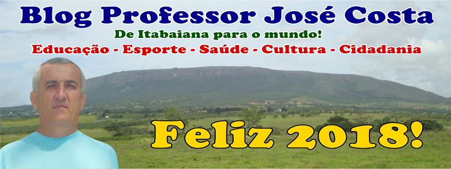 Professor José Costa - 38 anos dedicados à Educação