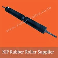 Nip Rubber Roller Supplier