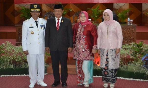 Selamat dan Sukses Atas Dilantiknya Penjabat Bupati Tapin