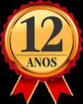 12 anos de Sucesso