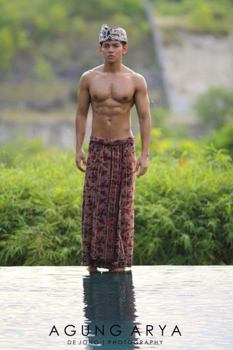 Indonesian hot model