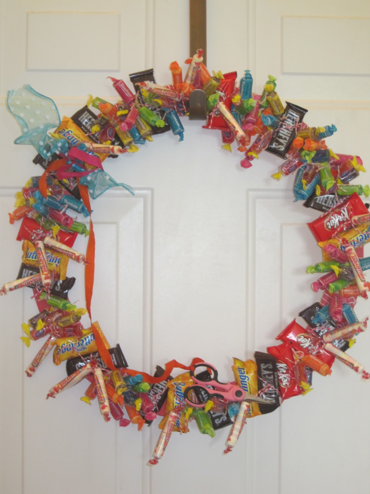 Cute Food For Kids?: 26 Edible Christmas Wreaths