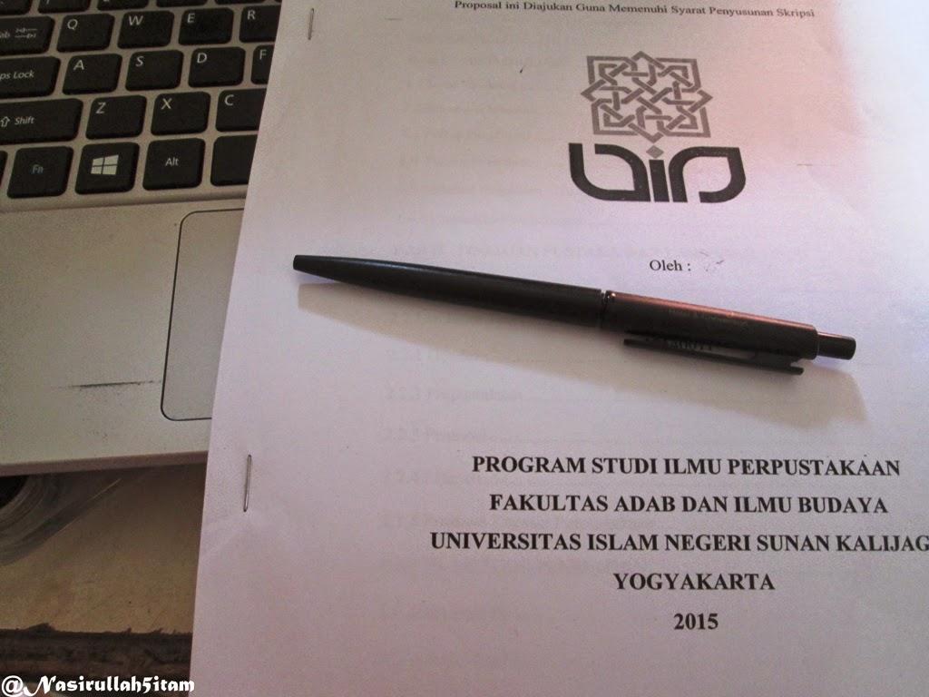 Mahasiswa satu jurusan bimbingan skripsi