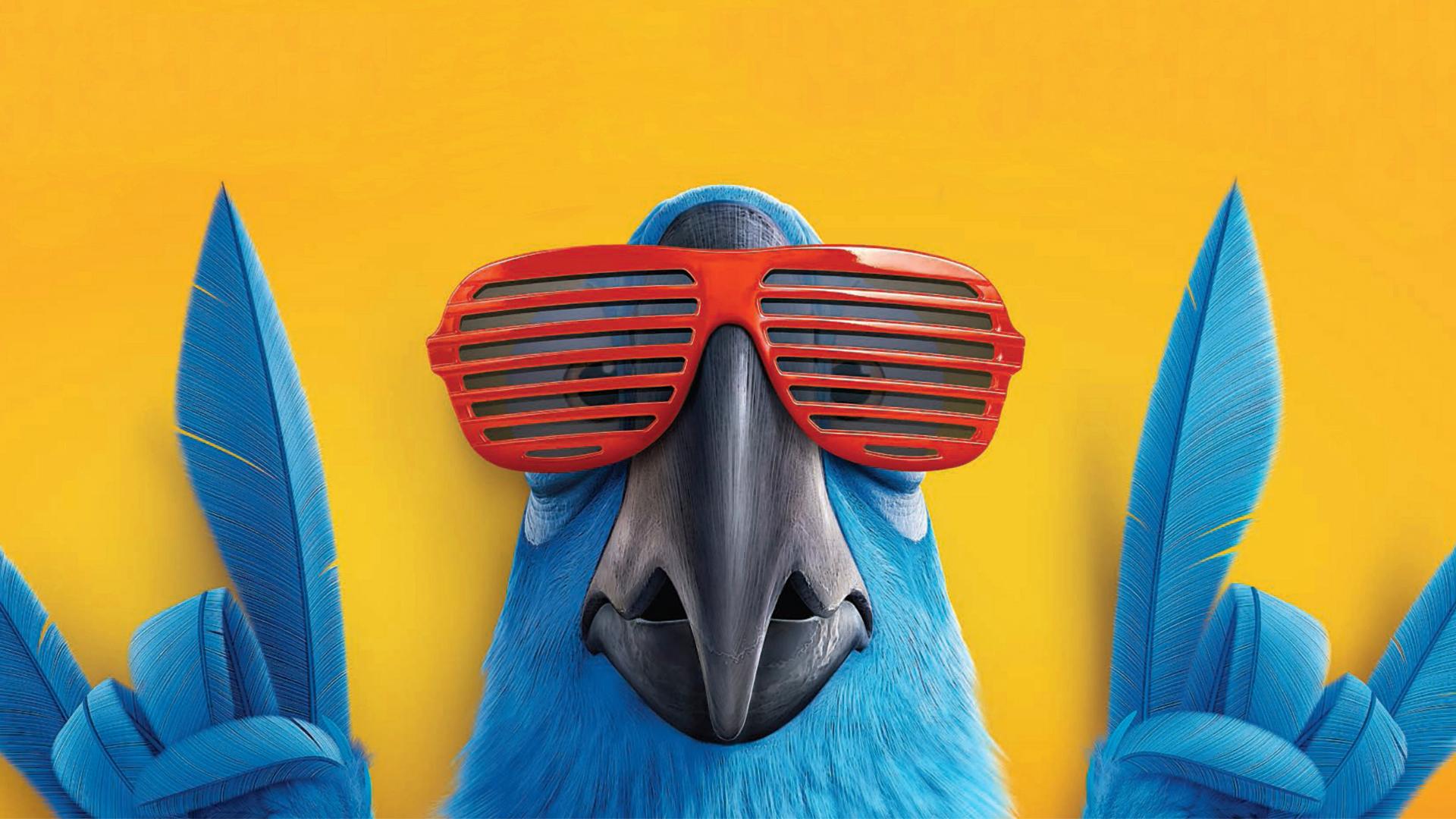 blu rio 2 movie 9c wallpaper hd