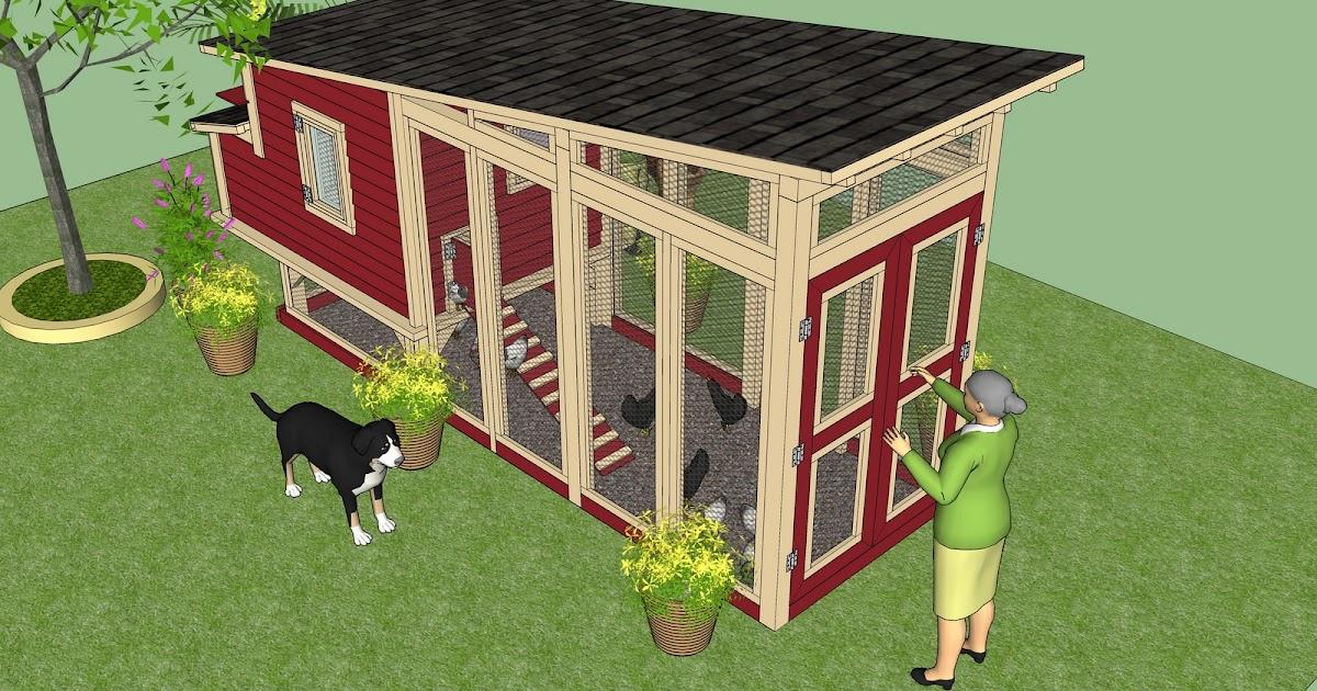 Dewa coop detail chicken coop plans free for Chicken coop designs free