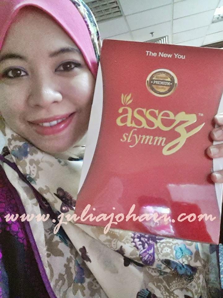 Terbongkar Rahsia Fat Burner Power Assez Slymm | Review Produk