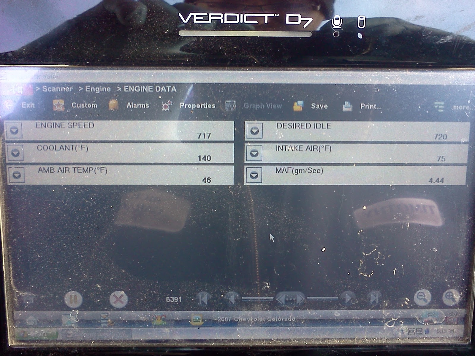 Timthetech 2007 Chevrolet Colorado Lt 37 2wd P0128 Code Wiring Diagram For Chevy 2 8 Ltr After Taking It A Short Drive The Temp Remained Very Low Only Got As High 150 Degrees Obviously There Is Problem In Coolant System Not