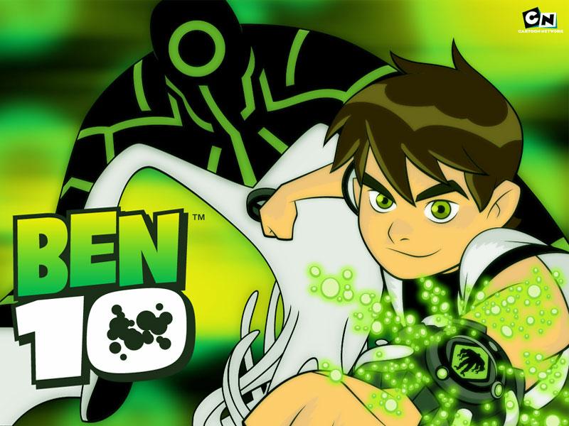 Wallpapers Download: Ben 10 Alien Force Cartoon Network