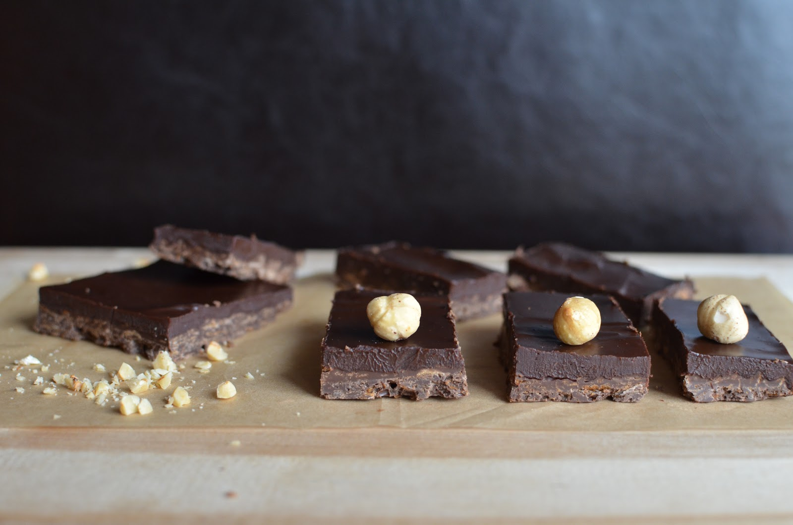 Image Result For Chocolate Crispy Cake