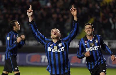AC Siena 0 - 1 Inter Milan (1)