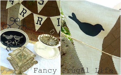 http://fancyfrugallife.com/just-married-bunting-banner-2/