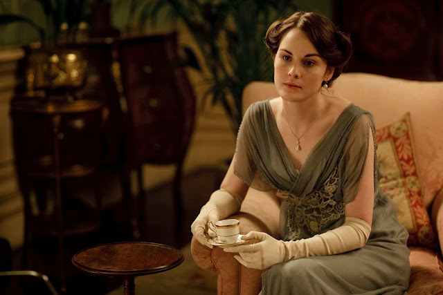 Drinking Tea on Downton Abbey | Everyday Planet