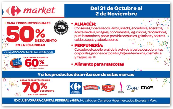 Ofertas y promos en argentina octubre 2014 - Cunas carrefour precios 2014 ...