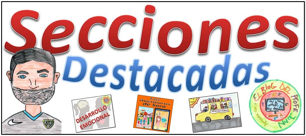 SECCIONES DESTACADAS
