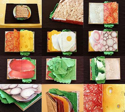 sandwich book