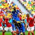Suíça marca nos acréscimos e vence Equador de virada
