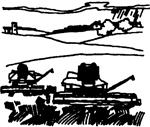 Значение слов wheat, harvest, potato, gather, rich, different и разный перевод некоторых из них в разных предложениях. In the Country - Текст про деревню на английском языке