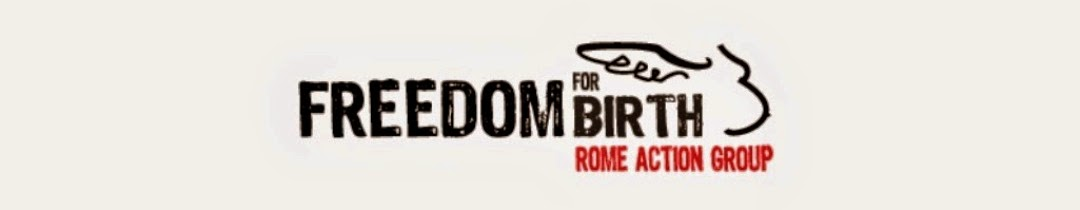 Freedom for Birth -- Rome Action Group