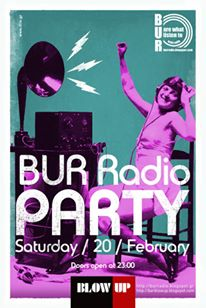 burRadio party