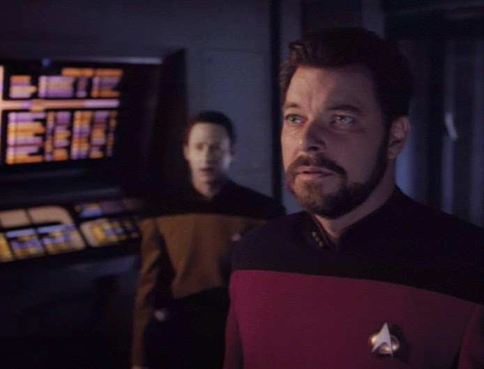ST:TNG 6.24 Second Chances ~ Star Trek: The Next Generation Re-Watch