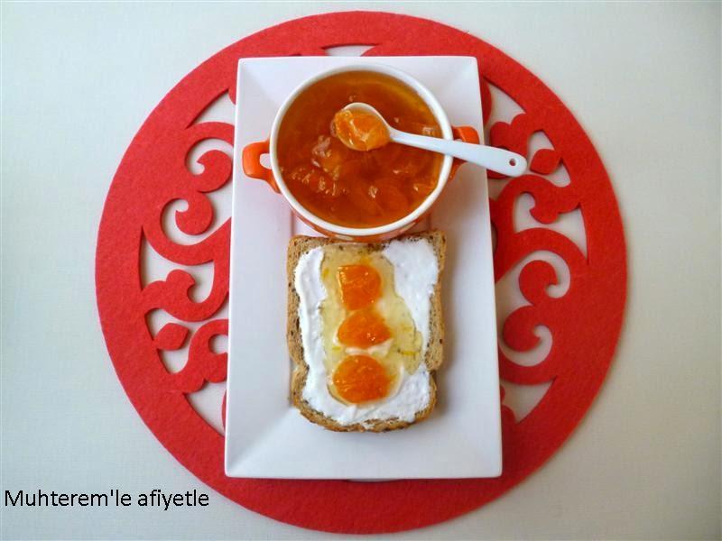 tangerine jam recipe