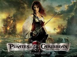 Pirates of the Caribbean: On Stranger Tides Top the Film
