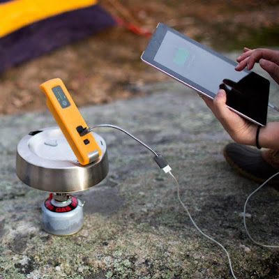 Best Off Grid Power Gadgets - BioLite Kettlecharge