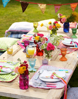 Decorate a Easter/Spring Party Table | House Design