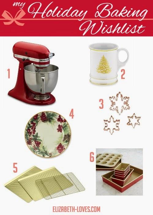 my baking necessities