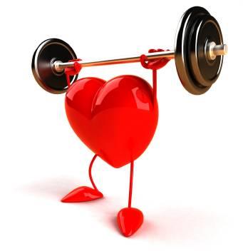 corazón ejercicio