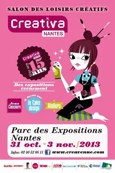 Christelle beneytout le blog salon cr ativa nantes for Le salon qui parle nantes