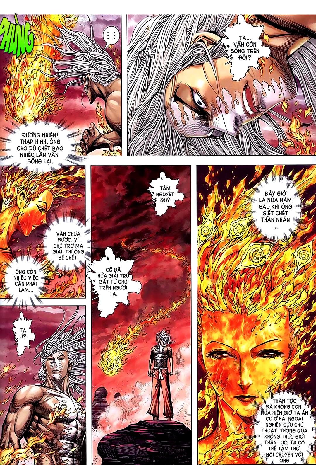 Phong Thần Ký chap 182 – End Trang 10 - Mangak.info