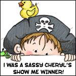 Sassy Cheryl SMT Winner