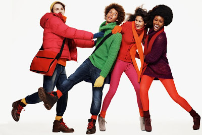 >United Colors of Benetton F/W 11.12 by Josh Olins