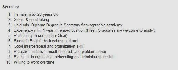 lowongan kerja terbaru legal staff januari 2014