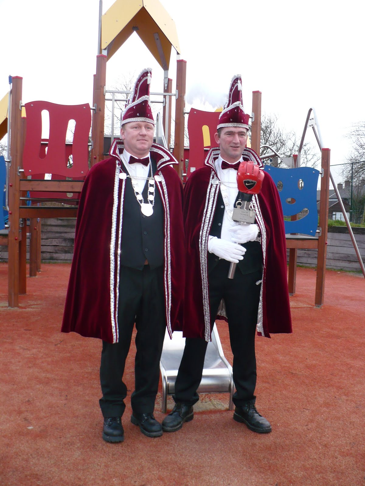 Prins Herman 3e en Adjudant Benny 2007 / 2008: