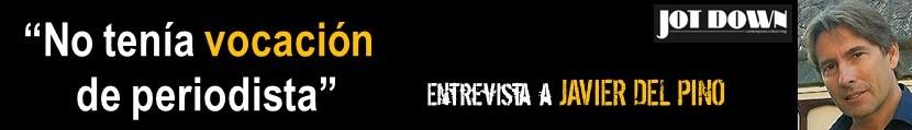 ENTREVISTA DE INTERÉS EN JOT DOWN