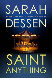 Saint Anything book cover