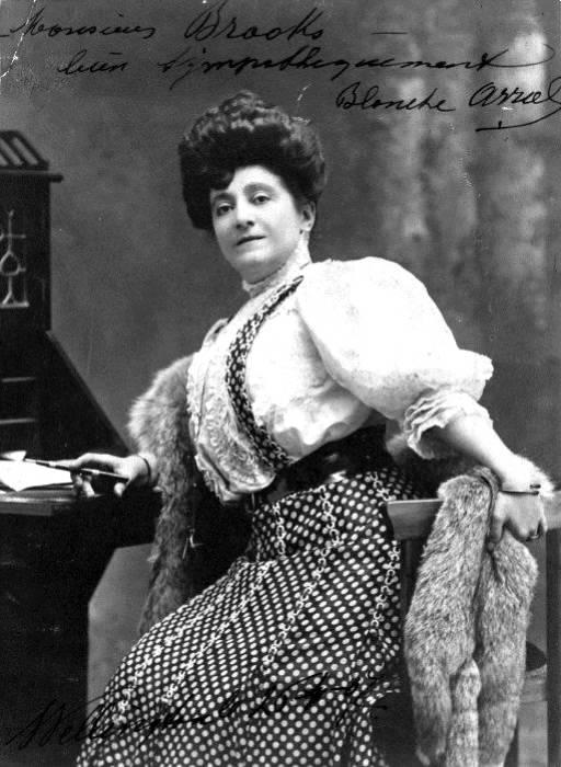 BELGIAN SOPRANO BLANCHE ARRAL (1864-1945) CD