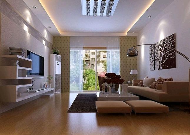 Luci led soggiorno idee per il design della casa - Luci al led per casa ...