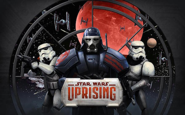 1. Star Wars Uprising  android game