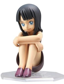 one piece anime - nico robin figure