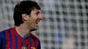 Lionel Messi yang Rendah Hati