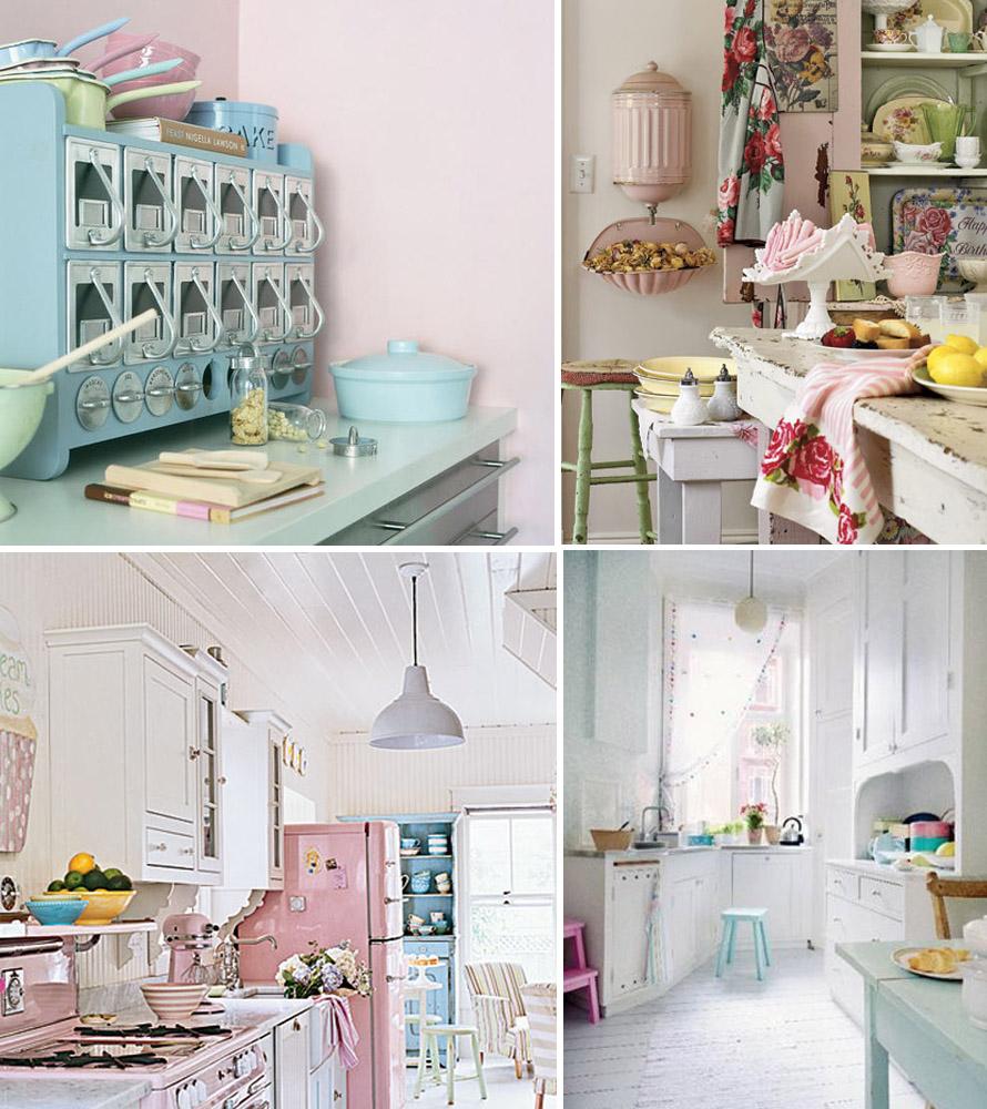 Pastel Coloured Kitchen Accessories: JOU&JOU: DECORATING WITH PASTELS