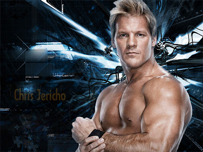 Chris Jericho Latest Wallpaper 2012