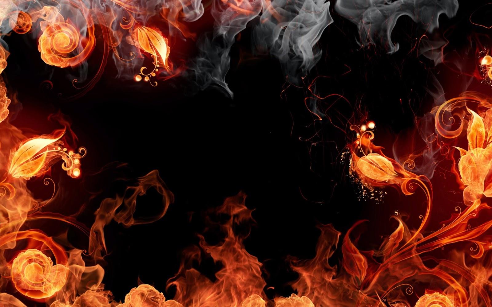 Fire Wallpaper Desktop