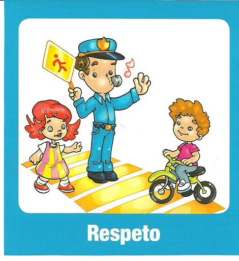 Dibujos alusivos al valor del respeto - Imagui