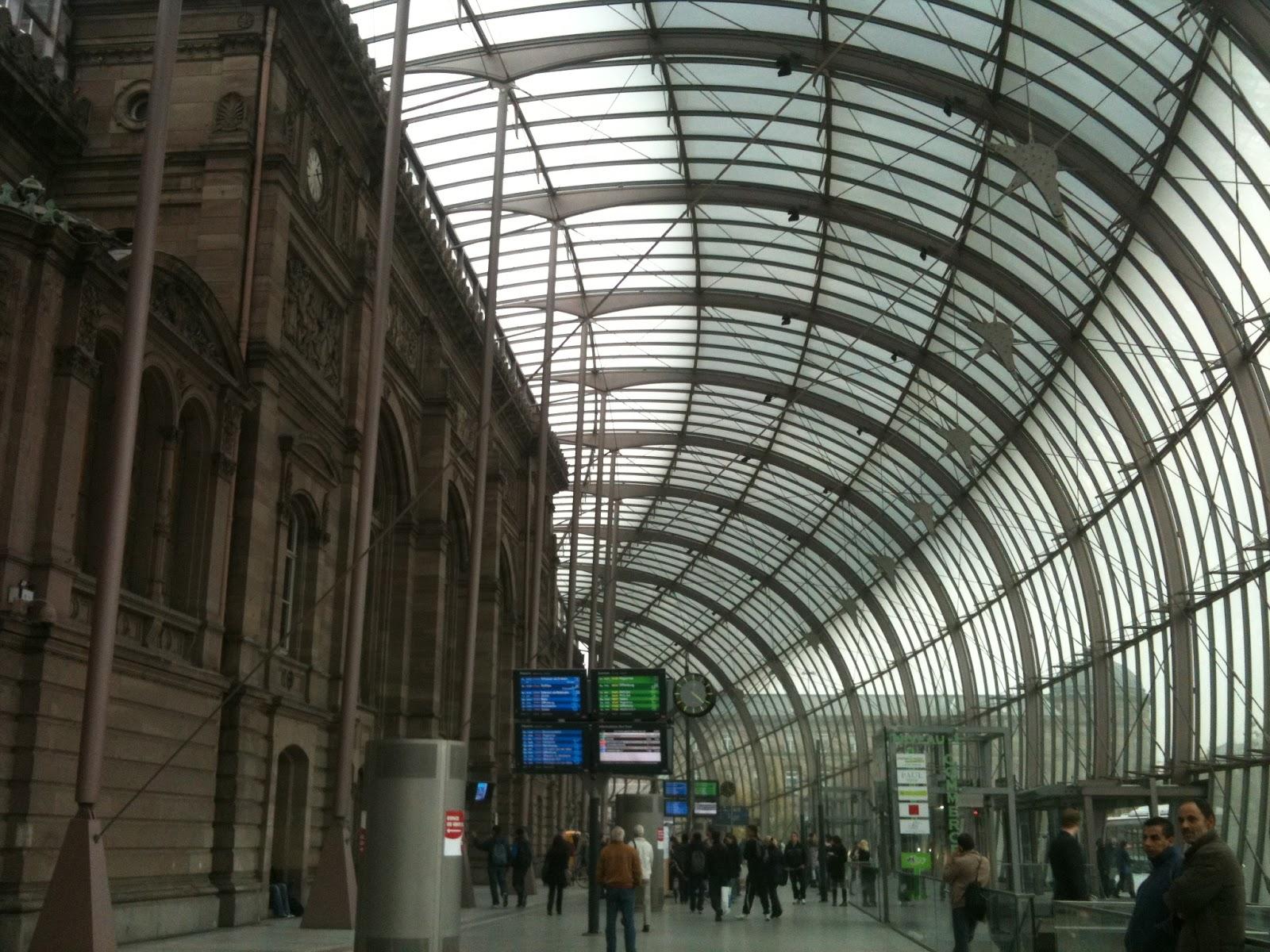Strasbourg station metamorphosis urban architecture now for K architecture strasbourg