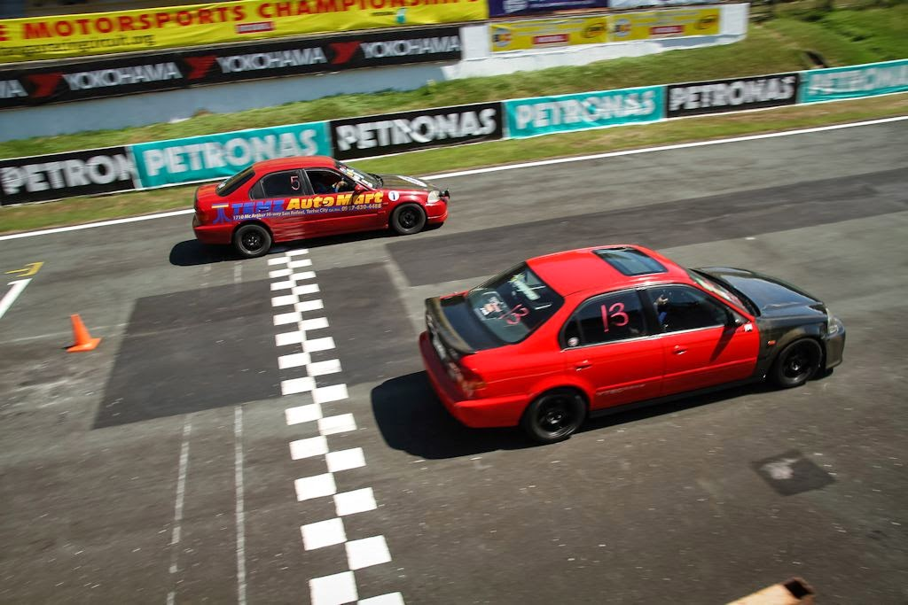 Forza  Best Drag Car  Mile